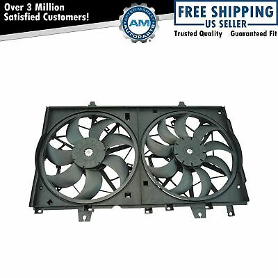 For Engine Cooling Fan Assembly Dorman 621-161 for Nissan Rogue