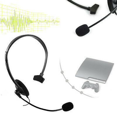 Small Headset Headphones + Mic Live Chat for PS4, xBox One, PCs, iPads, Tabs TC