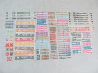 Nystamps America Banknote Co Archive mint old Specimen stamp collection Rare !