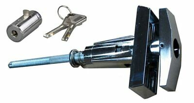 NEW-Dixie Narco early style machines,T-handle Assembly, security lock