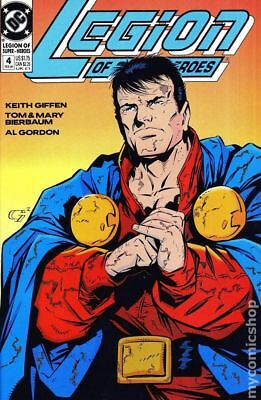 Legion of Super-Heroes (1989 4th Series) #4 VF
