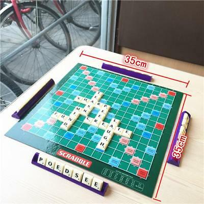 The Original Scrabble Family Party Board Travel Learning Game Educational Toy S