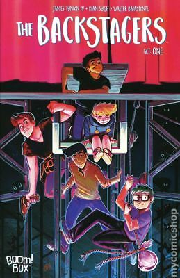 Backstagers (2016) #1A NM