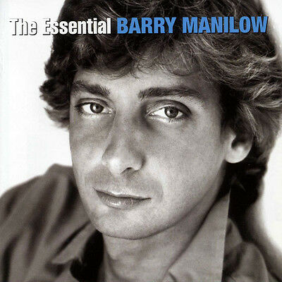 BARRY MANILOW The Essential 2CD BRAND NEW Best Of