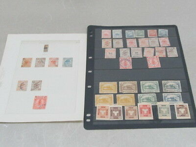 Nystamps China many mint old Local post Shanghai Foochow stamp collection