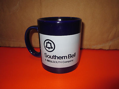 Southern Bell Coffee Mug Cup, A Bellsouth Company
