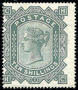 HERRICKSTAMP GREAT BRITAIN Sc.# 74 Unused Mint VG Priced Right