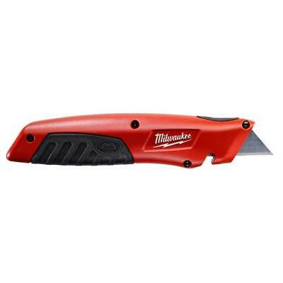 New Milwaukee 48-22-1910 Slide Open Utility Razor Knife Tool Sale