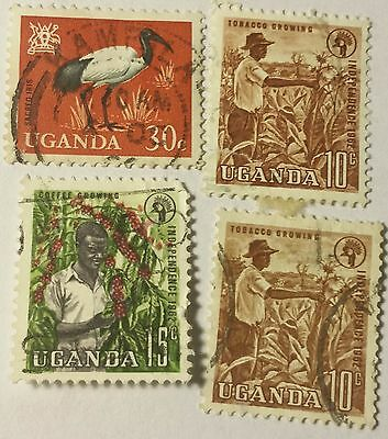 Uganda Used  Stamps. ..worldwide Stamps