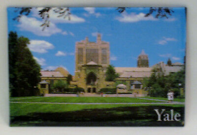 Yale University Sterling Memorial Library Magnet