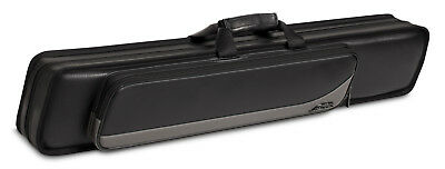 New Predator Roadline C4X8 Black Soft 4x8 Cue Case -  C4x8Black