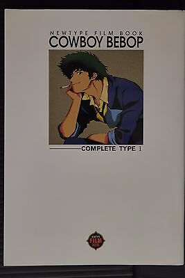 JAPAN Cowboy Bebop Film Book Complete Type (1)