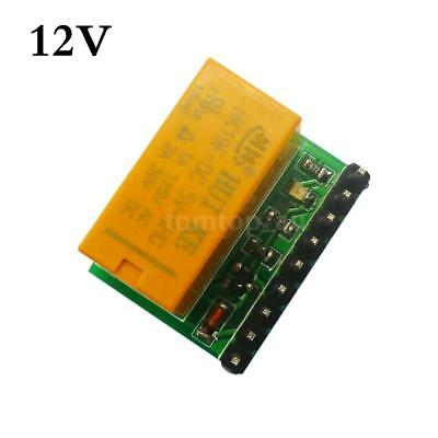 DC 12V DPDT Double-Throw Relay Module Anti-polarity Switch Board Motor LED Y2K0
