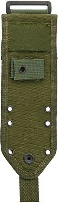 ESEE 42MBOD MOLLE Model 3/4 Fixed Knife Back Sheath OD Green Nylon