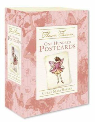 Flower Fairies One Hundred Postcards by Cicely Mary Barker 9780723268420