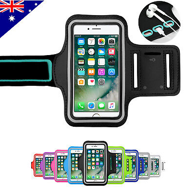 Sport Gym Running Exercise Jogging Armband iPhone XS Max XR X 8 Plus Arm band