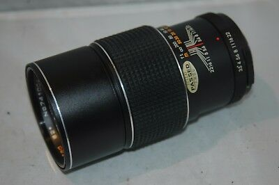 Avanar Dyna Coated F/3.5   200  Mm Prime Lens.  M42 Screw Fitting.