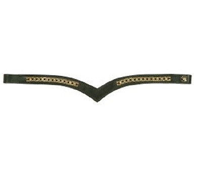 Jeremy & Lord Sphinx Browband Brown Full
