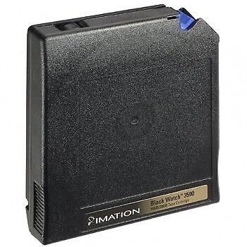 "NEW! Imation Black Watch 3590 10/20Gb 1/2"" Tape Cart 43832"