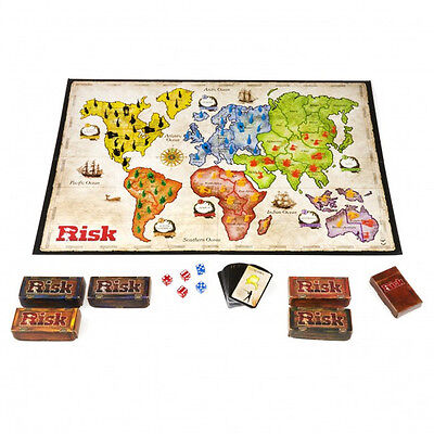 Hasbro Gaming - Risk - Strategy Board Game