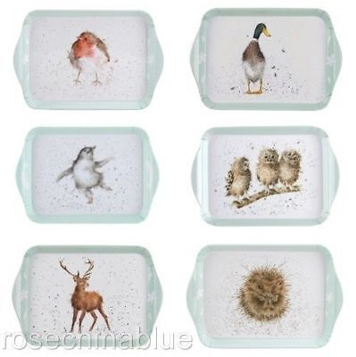 Wrendale Designs Countryside Animals Small Scatter Tray