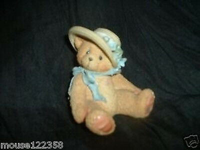 Enesco cherished teddies Christy Take me to your heart