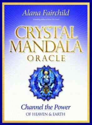 Crystal Mandala Oracle Channel the Power of Heaven & Earth 9781922161895