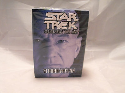 Star Trek Ccg 2E, Second Edition Picard Starter Deck