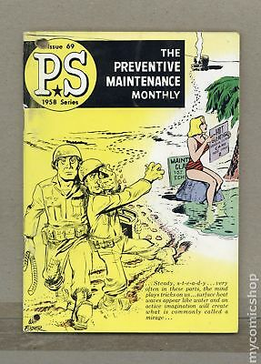 PS The Preventive Maintenance Monthly (1951) #69 GD/VG 3.0