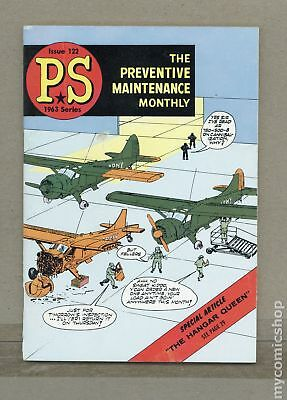 PS The Preventive Maintenance Monthly (1951) #122 FN- 5.5