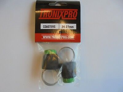 tronix fishing rod coasters 24-27mm reel fittings.