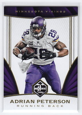 2016 Limited #92 Adrian Peterson