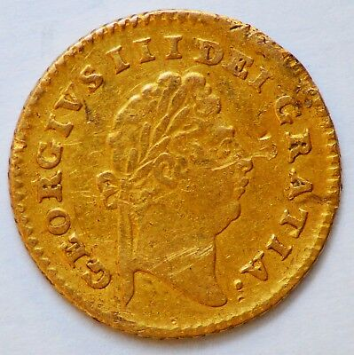 1797 King George III Gold Third Guinea