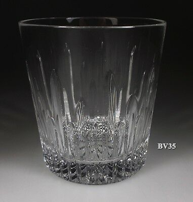 """Waterford Crystal Marquis Barcelona Double Old Fashioned Glass  3 5/8"""" - Glasses"""
