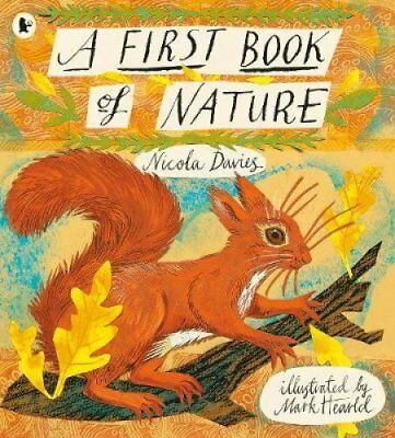 A First Book of Nature by Nicola Davies 9781406349160 (Paperback, 2014)