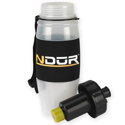 NDUR 52015 Pull Top Filtration Bottle - Clear - 28 oz