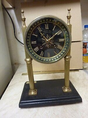Very Nice French Pillar Clock