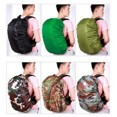 35L-80L Outdoor Camping Hiking Backpack Rucksack Luggage Bag Dust Rain Cover