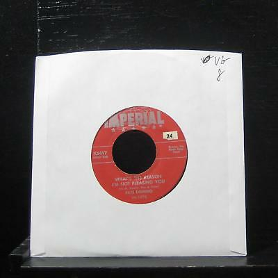 """Fats Domino Blue Monday 7"""" VG X5417 Vinyl 45 Imperial Records 1956 USA"""