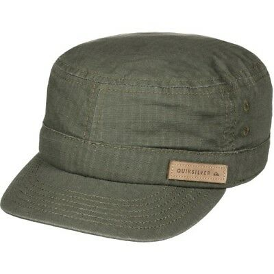 Quiksilver Renegade 2 Mens Headwear Cap - Dusty Olive One Size