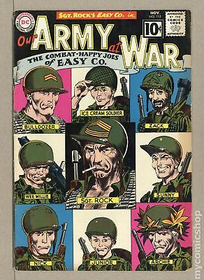 Our Army at War (1952) #112 GD+ 2.5