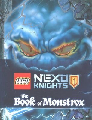 LEGO NEXO KNIGHTS: The Book of Monstrox by LEGO Nexo Knights 9780241295106