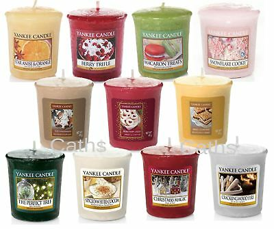 Yankee Candle Christmas 2017 Festive Samplers® Votive Candles