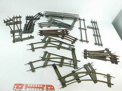 bb695-3 #13X 1 Gauge hobbyist-track/Points for elect. + clockwork-operated (