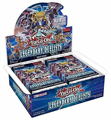 Yu-Gi-Oh! Legendary Duelists Booster Display - Deutsch - 1. Auflage