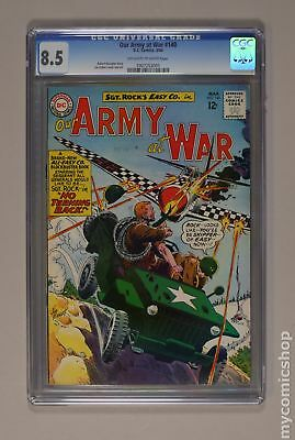 Our Army at War (1952) #140 CGC 8.5 1007253005