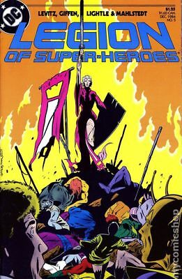Legion of Super-Heroes (1984 3rd Series) #5 VF