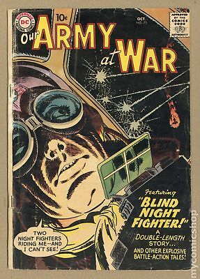 Our Army at War (1952) #75 GD- 1.8