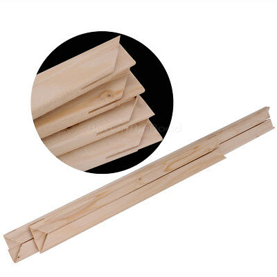 Wooden Frames Canvas Stretcher Bars/Stretching Strips For UNFRAMED Canvas Prints