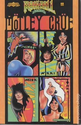 Rock N Roll Comics (1989 1st Printing) #4 FN